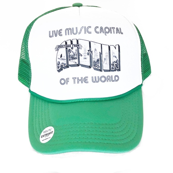Other - Austin Live Music Capital of the World Trucker Hat